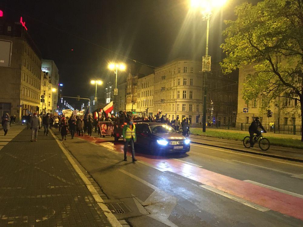 manifestacja kobiety poznań 1 - Jacek Butlewski