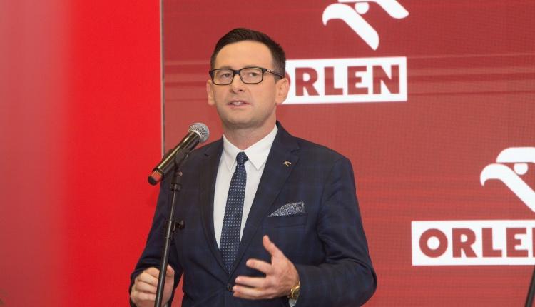 Daniel Obajtek - Tomasz Hamrat/Gazeta Polska