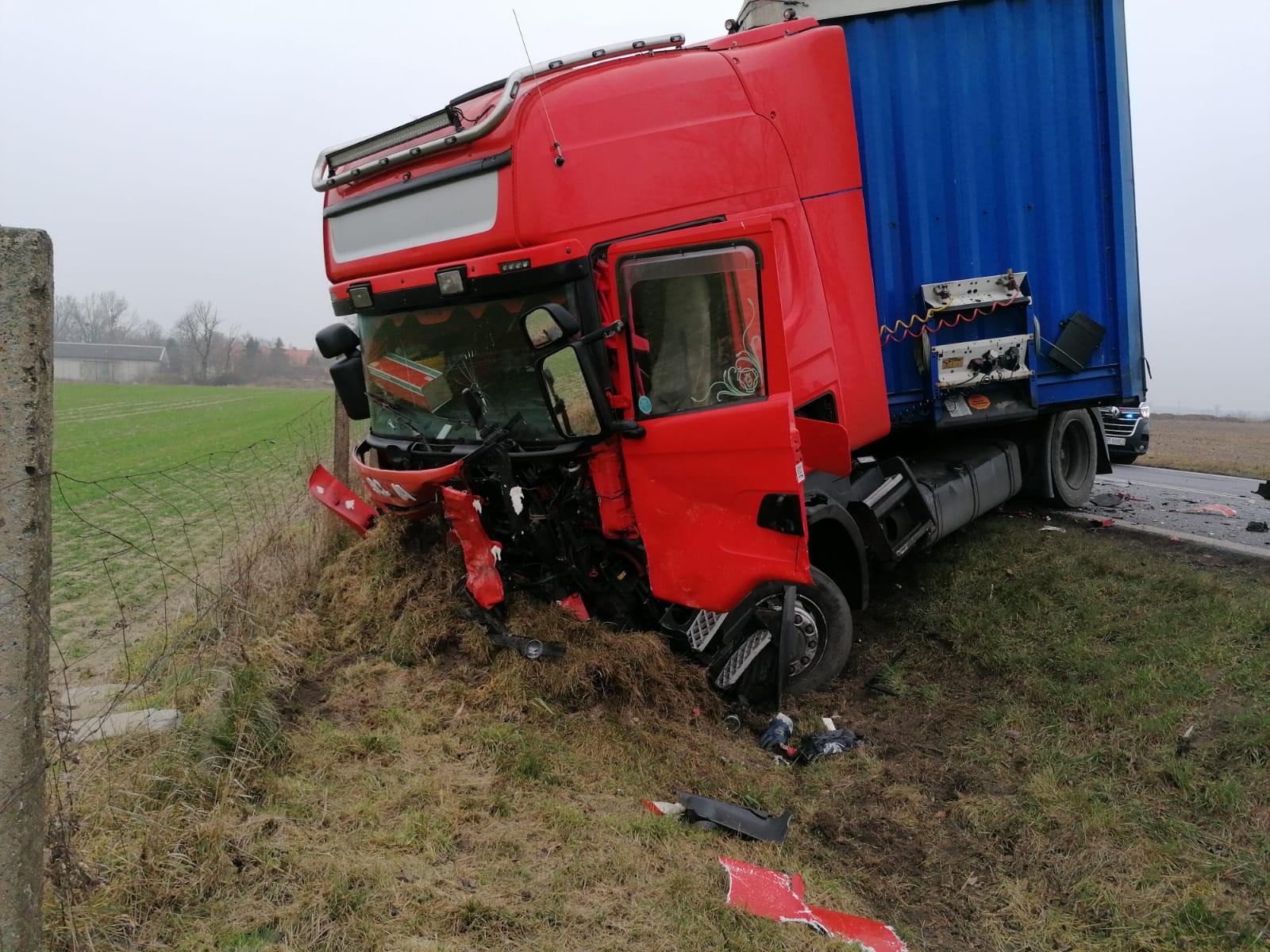 wypadek września - KPP Września