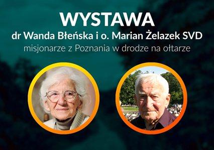 wanda błeńska i ojciec żelazek wystawa - Archidiecezja Poznańska