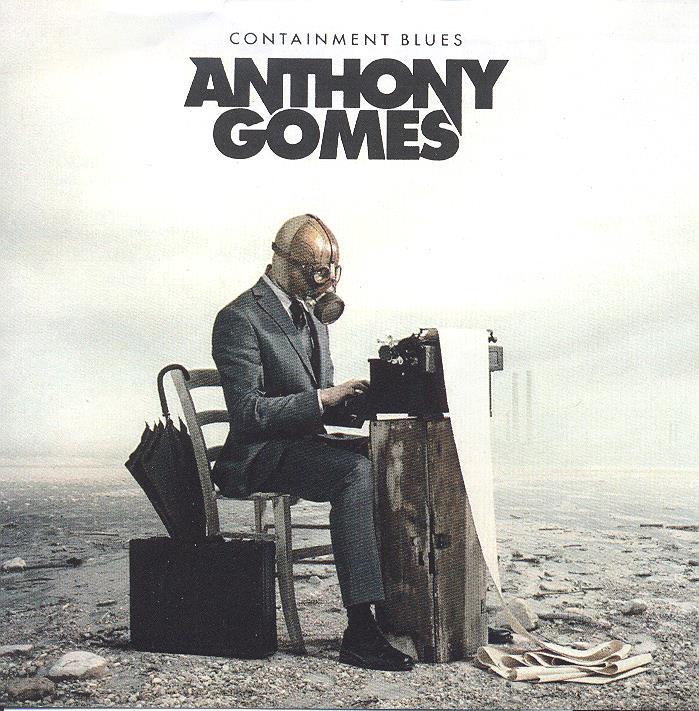 antony gomes - Okładka