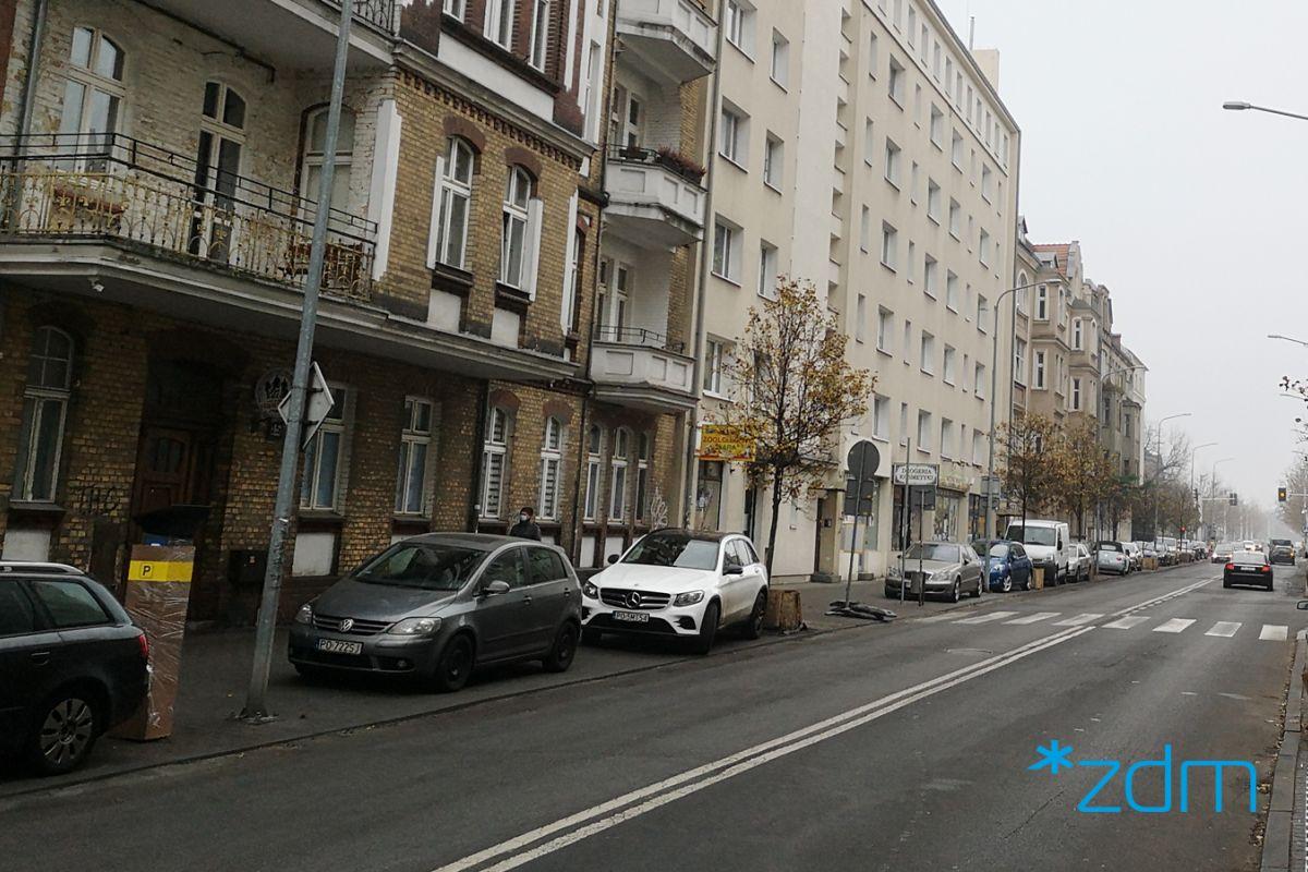 wyspańskiego strefa płatnego parkowania - ZDM