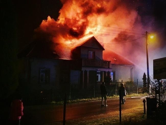 zbiórka pogorzelcy Garaszewo - siepomaga.pl