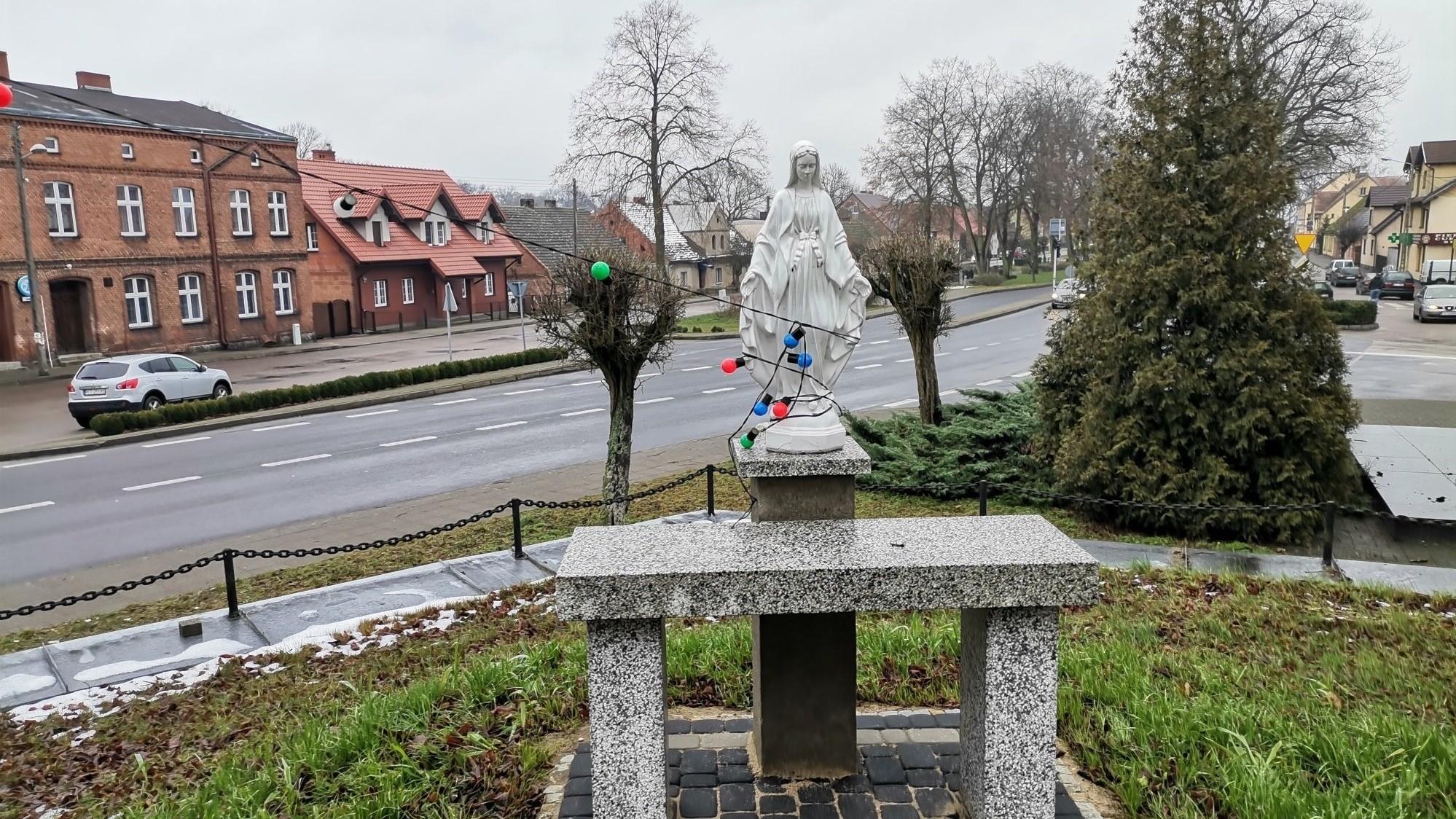 wandale parafia połajewo  - FB: Spotted Połajewo