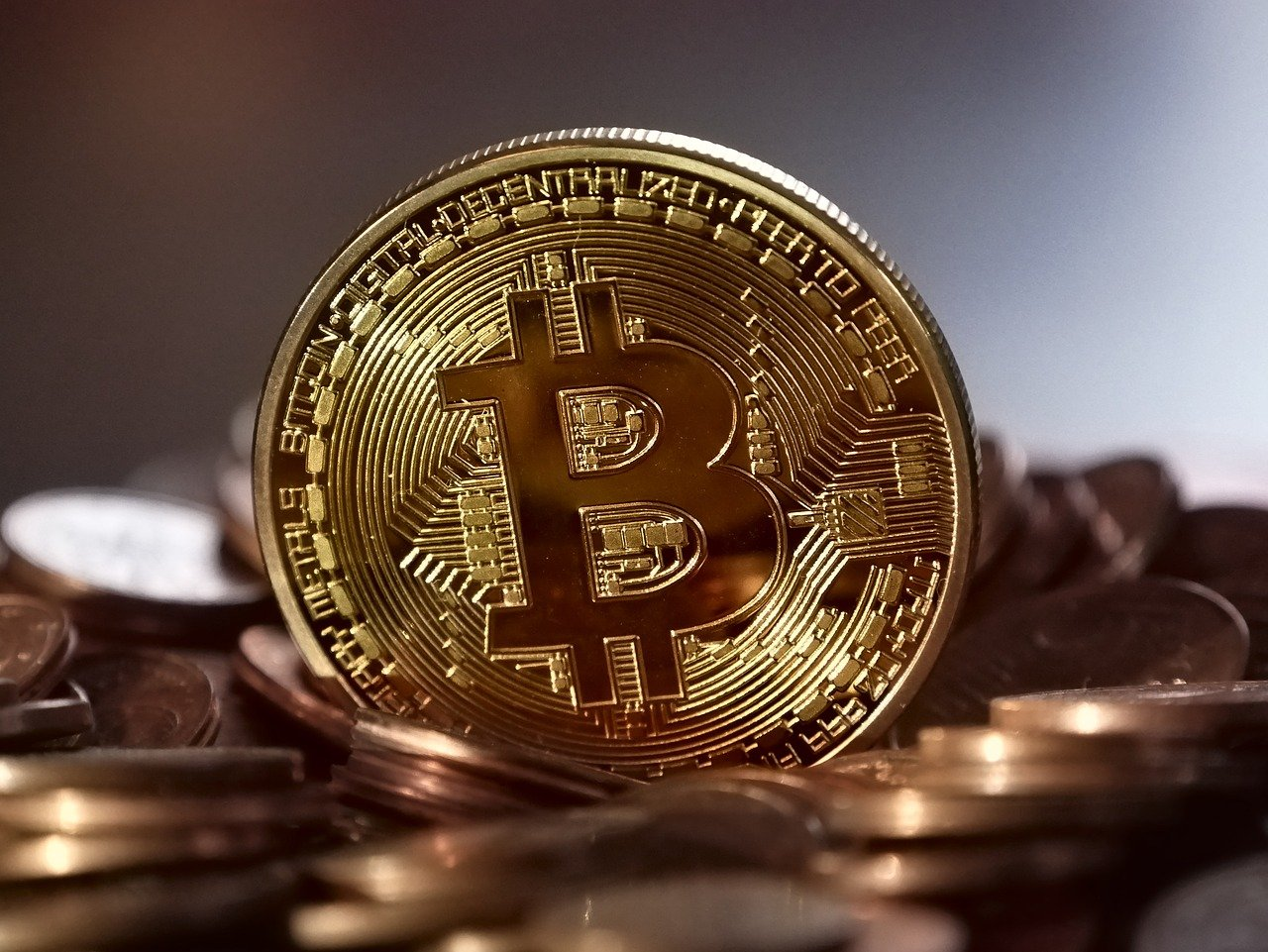 kryptowaluty kryptowaluta bitcoin - Pixabay