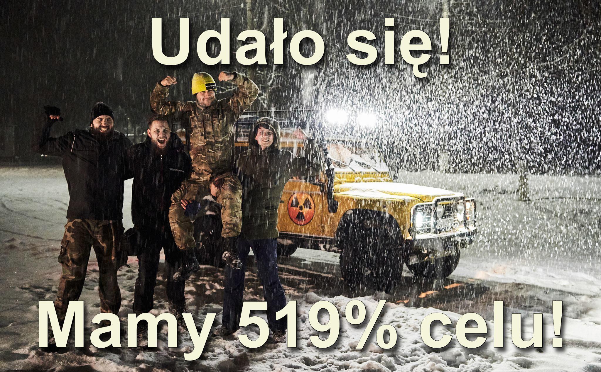 wyprawa do czarnobyla ostrów - napromieniowani.pl
