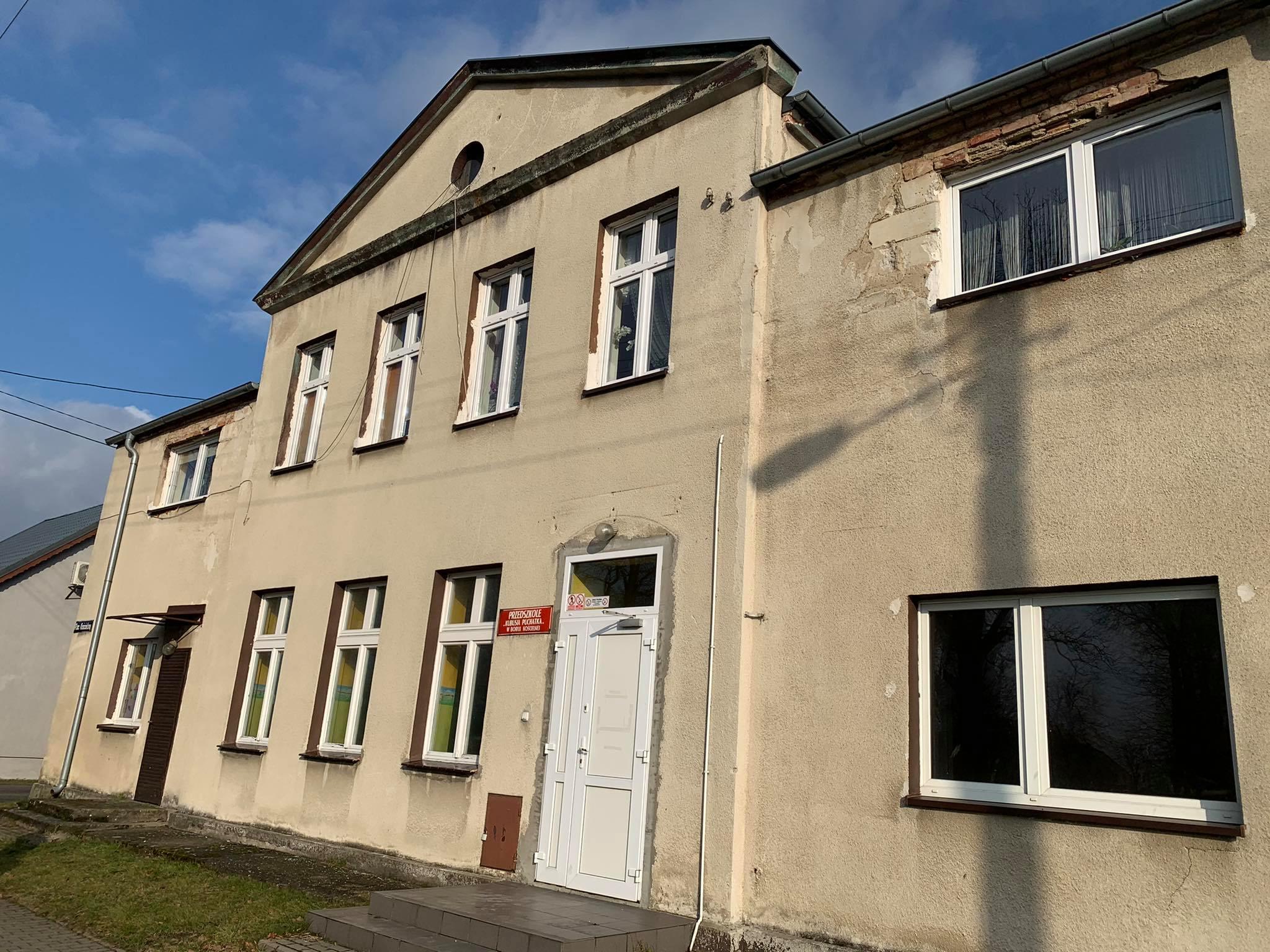 przedszkole kubuś boruja kościelna dom dla repatriantów  - Kacper Witt