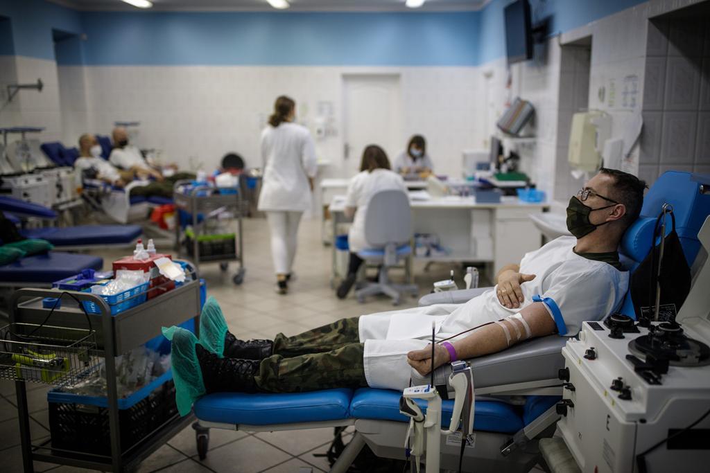 terytorialsi oddają krew wot - WOT