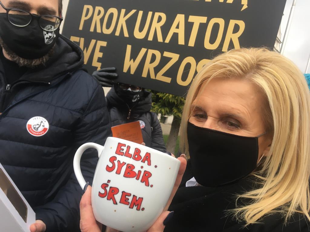 prokurator ewa wrzosek śrem - Rafał Regulski