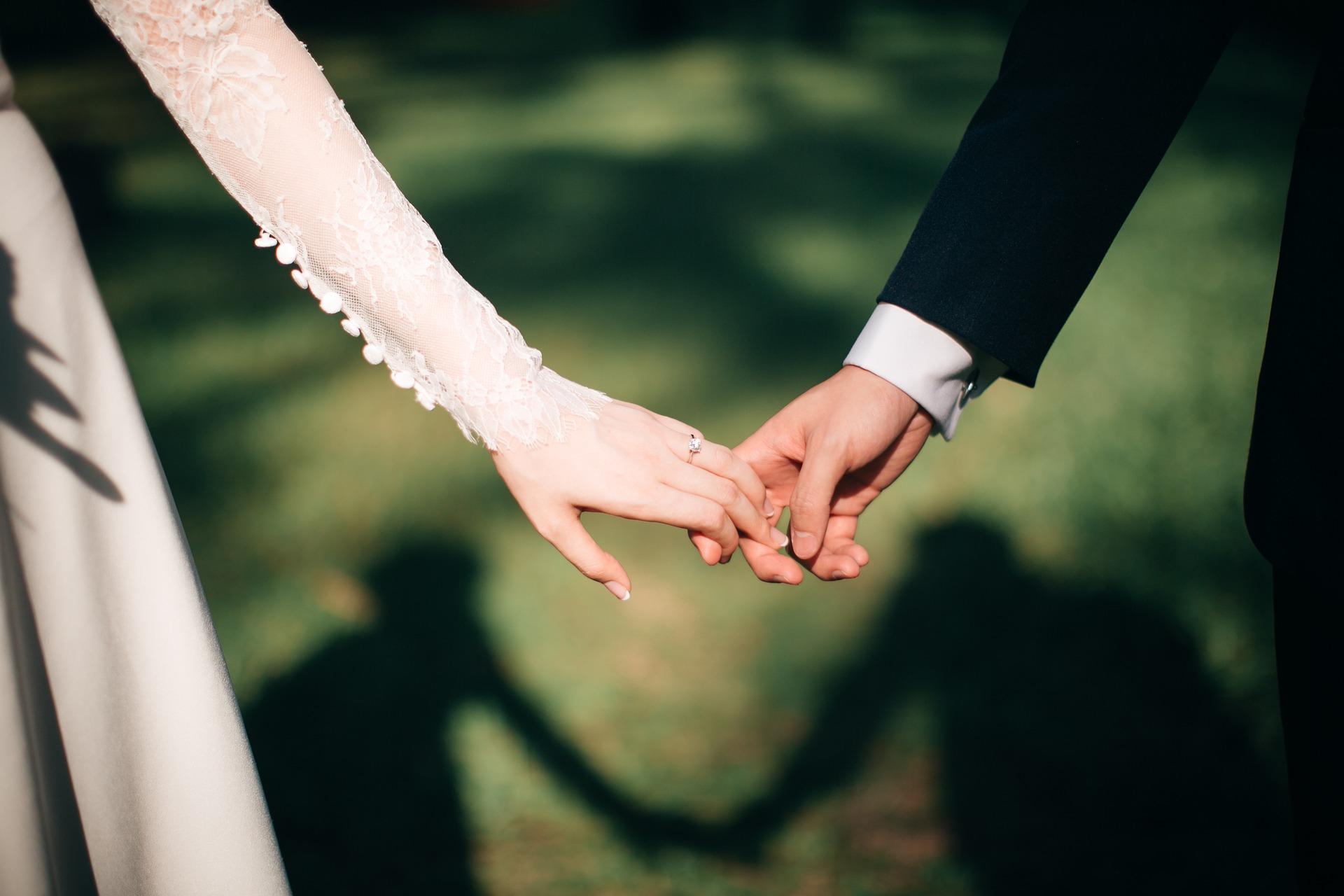 małżeństwo ślub - Pixabay