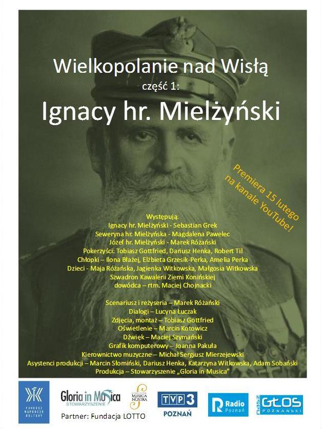 """Wielkopolanie nad Wisłą - Mielżyński - Stowarzyszenie """"Gloria in Musica"""""""