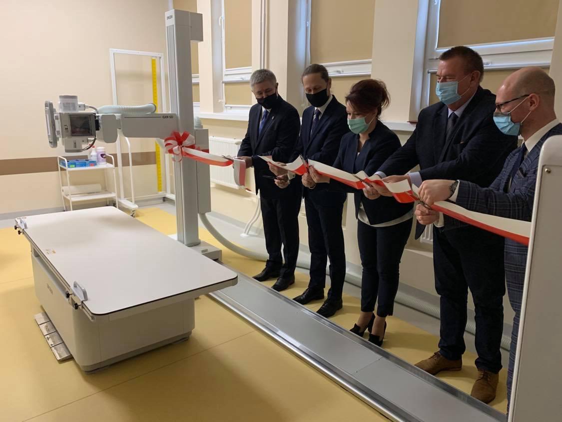aparat rentgenowski szpital międzychód - Kacper Witt