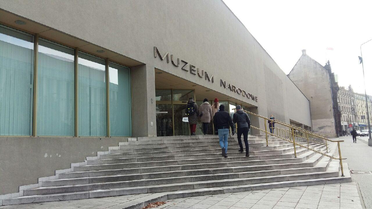 muzeum narodowe - Magdalena Konieczna - Radio Poznań