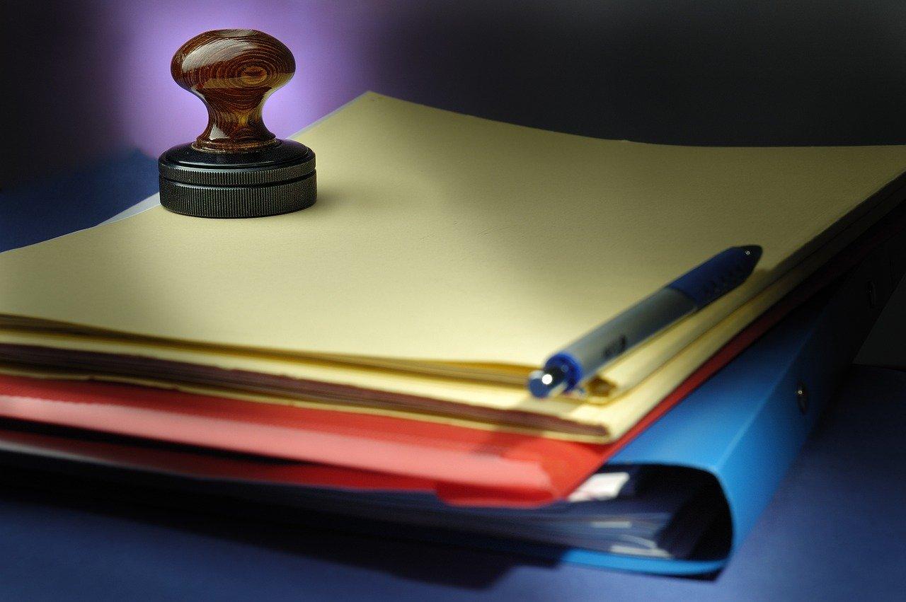 długopis zeszyt biuro spis rachmistrz - Pixabay