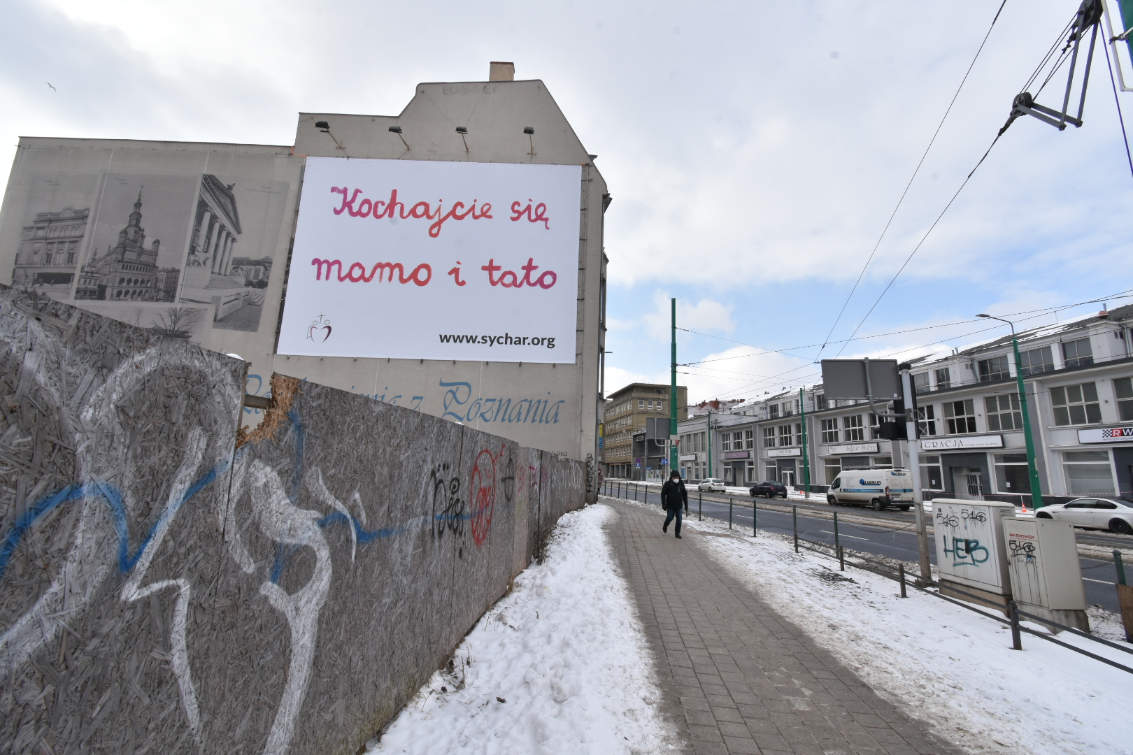 banery kochaj się mamo i tato sychar - Wojtek Wardejn - Radio Poznań