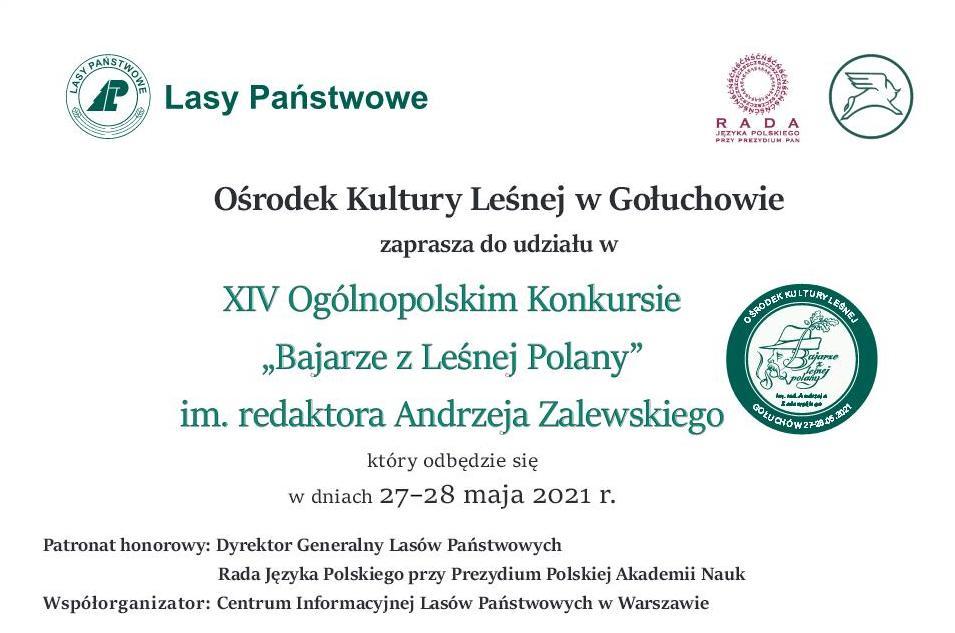 Bajarze z Leśnej Polany - Organizator