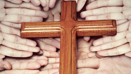 krzyż modlitwa  - wspolnotazezranionymi.pl