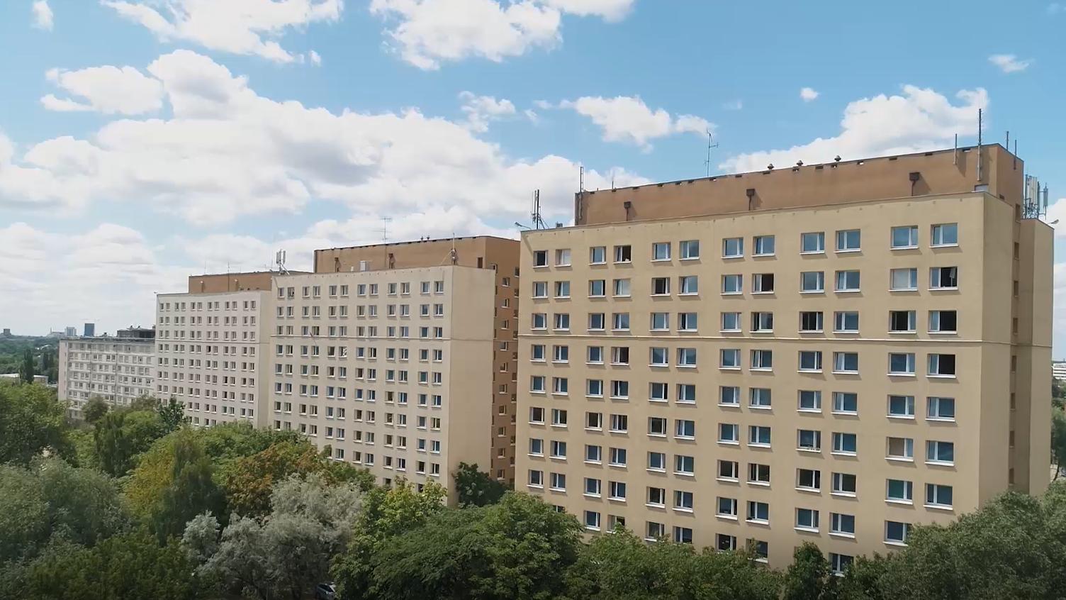 akademik jurand  Uniwersytetu Przyrodniczego w Poznaniu - UP Poznań