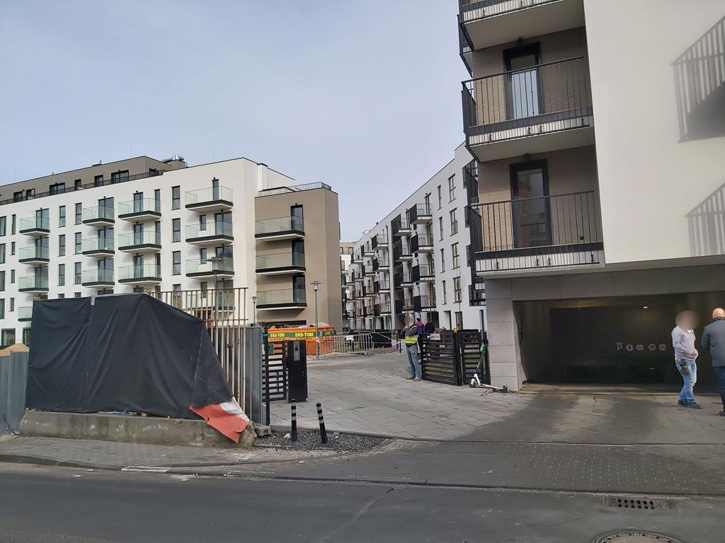 blok budowa ulica szyperska poznań - Krzysztof Polasik