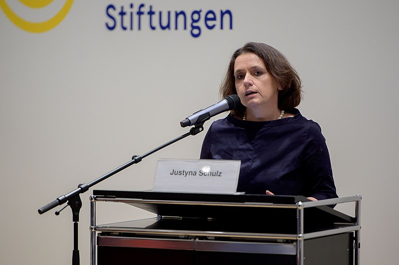 doktor Justyna Schulz - Heinrich-Böll-Stiftung