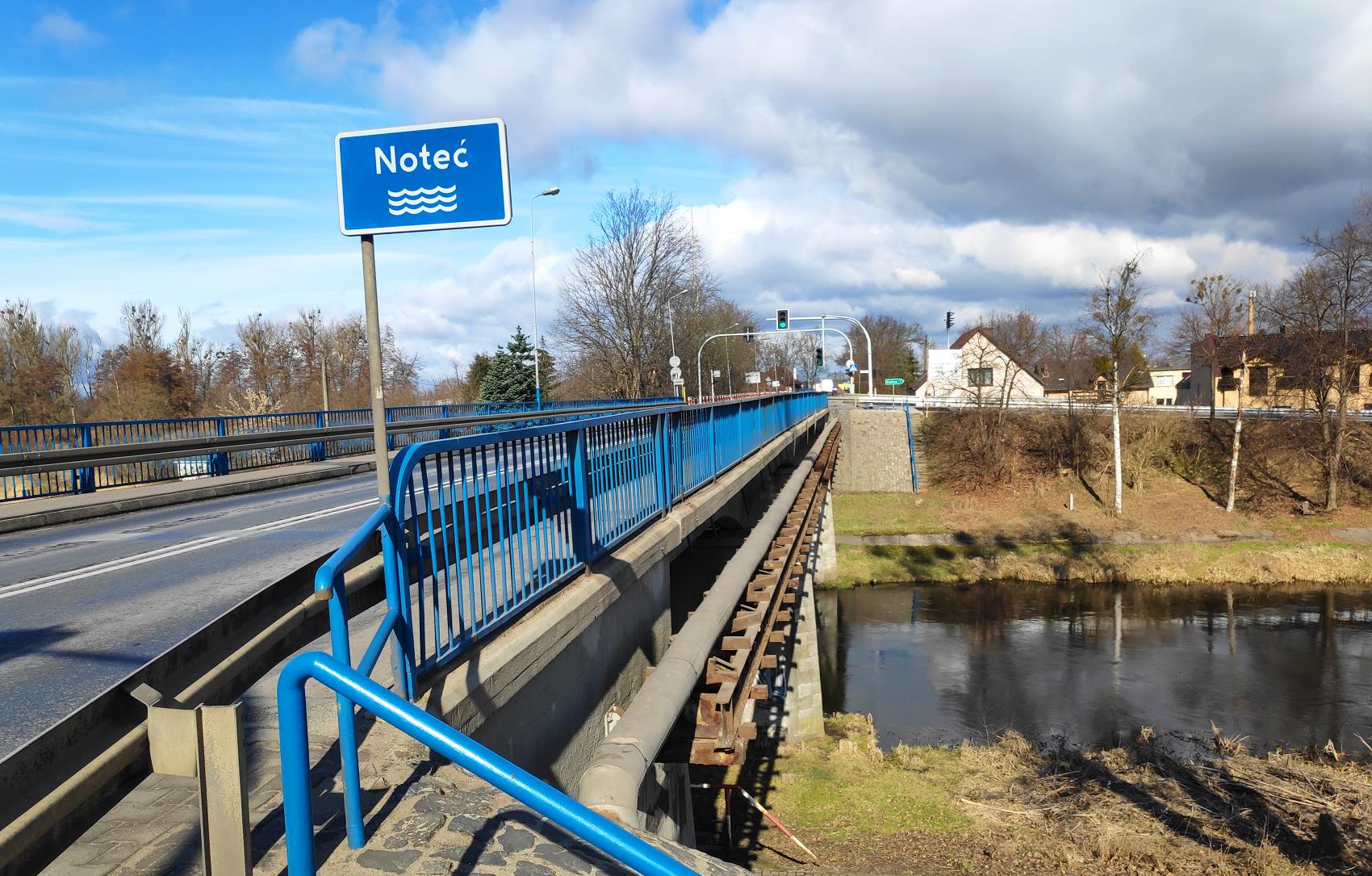 ujście noteć most - Przemysław Stochaj