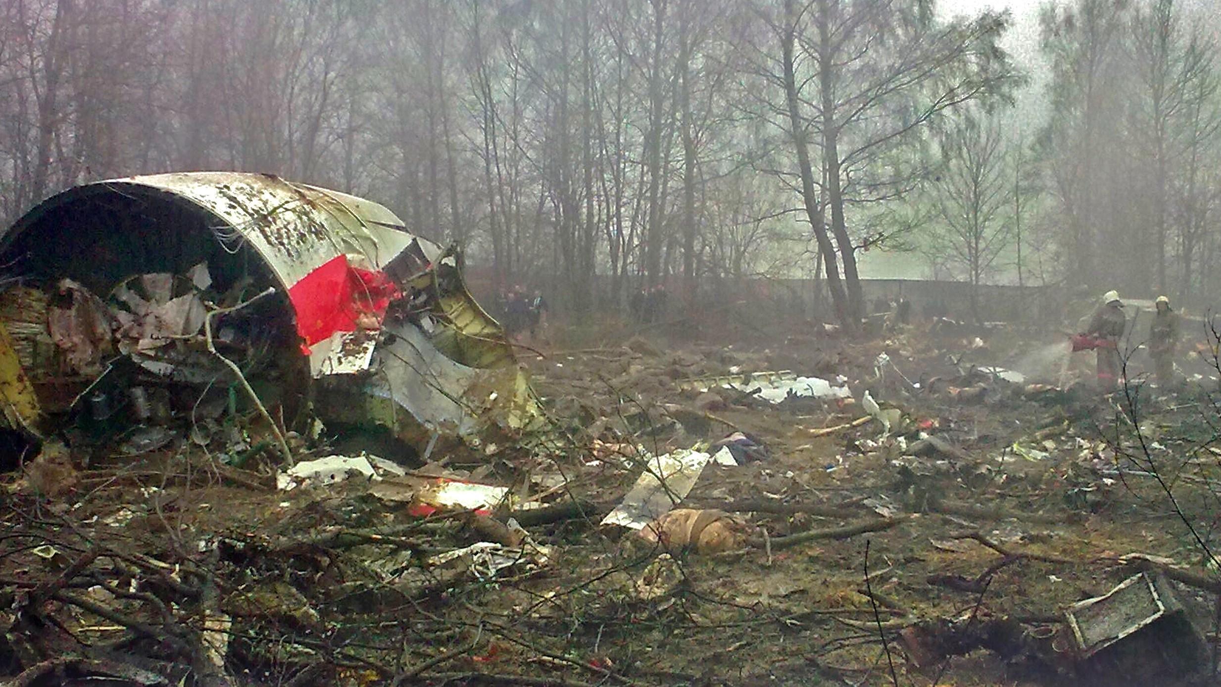 katastrofa smoleńska  - Wikipedia