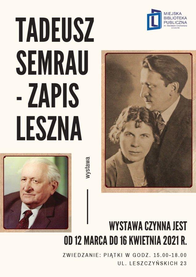 semrau zapis leszna - www.mbpleszno.pl