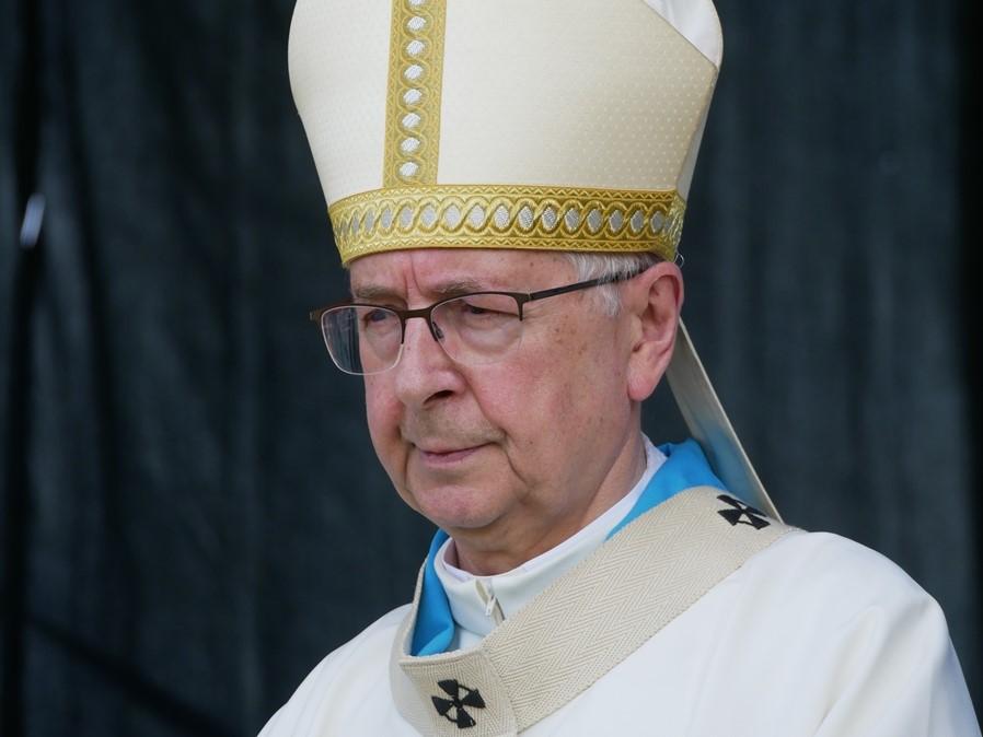 arcybiskup stanisław gądecki - Kacper Witt