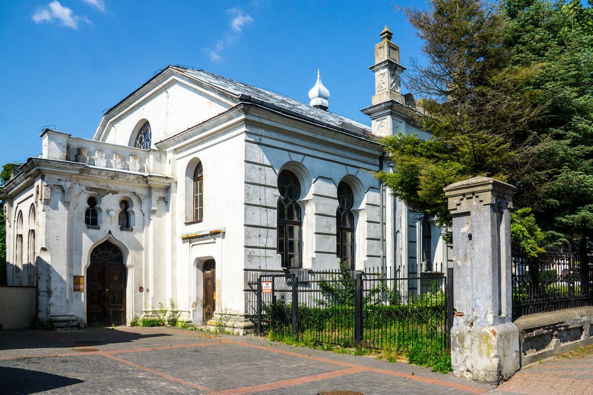 synagoga konin - konin.pl