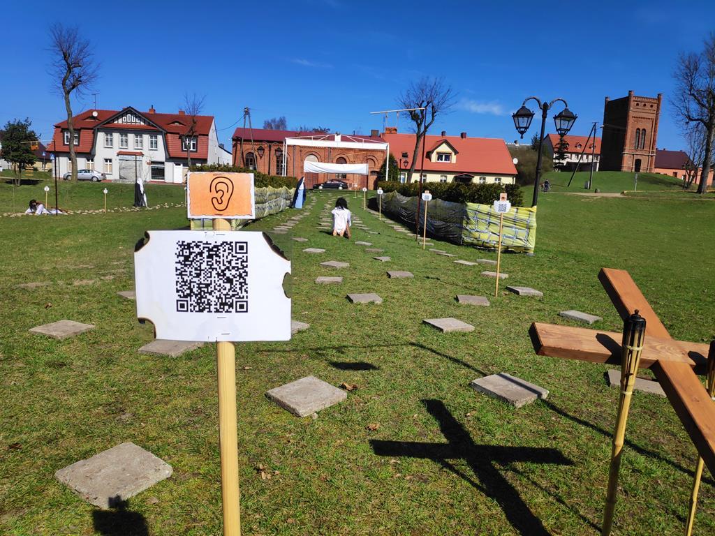 droga krzyżowa interaktywna lubasz - Przemysław Stochaj