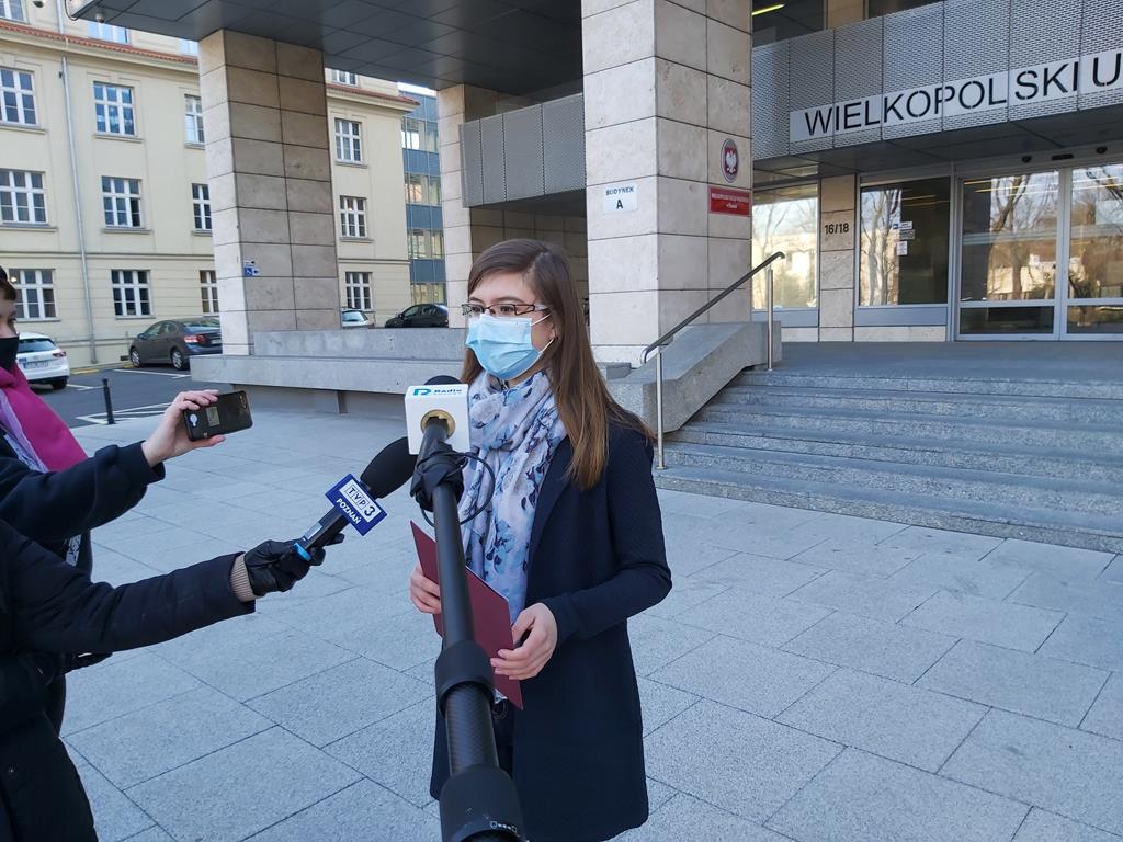 studenci powołania szpital tymczasowy - Krzysztof Polasik
