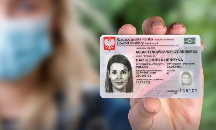 nowe dowody osobiste - gov.pl