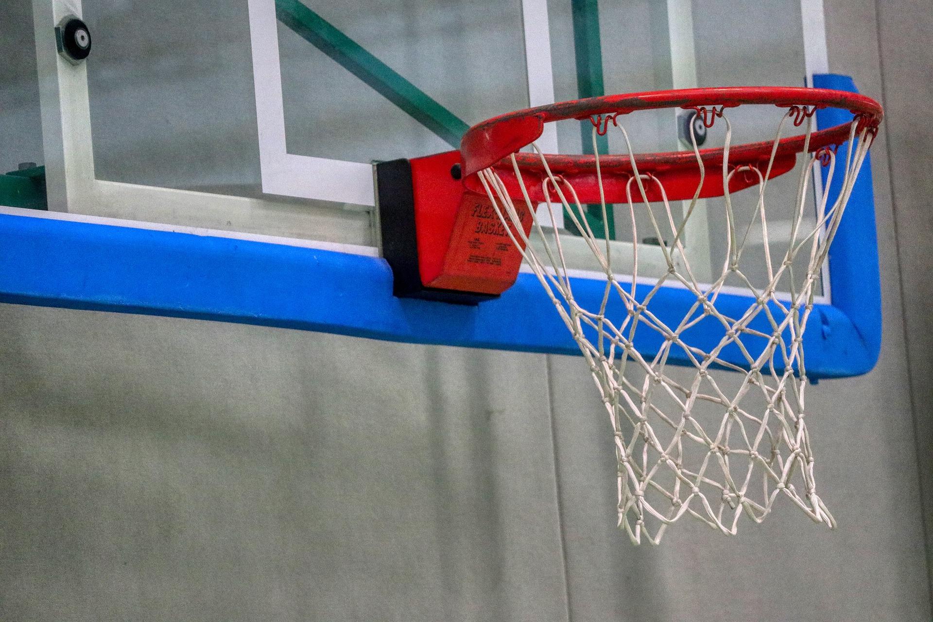 koszykówka kosz - Pixabay
