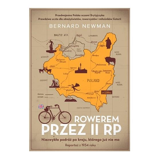 """Polish Book Club: """"Rowerem przez II RP"""""""