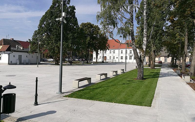 plac karola marcinkowskiego rogoźno - UM Rogoźno