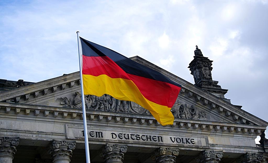 niemcy bundestag  - Pexels