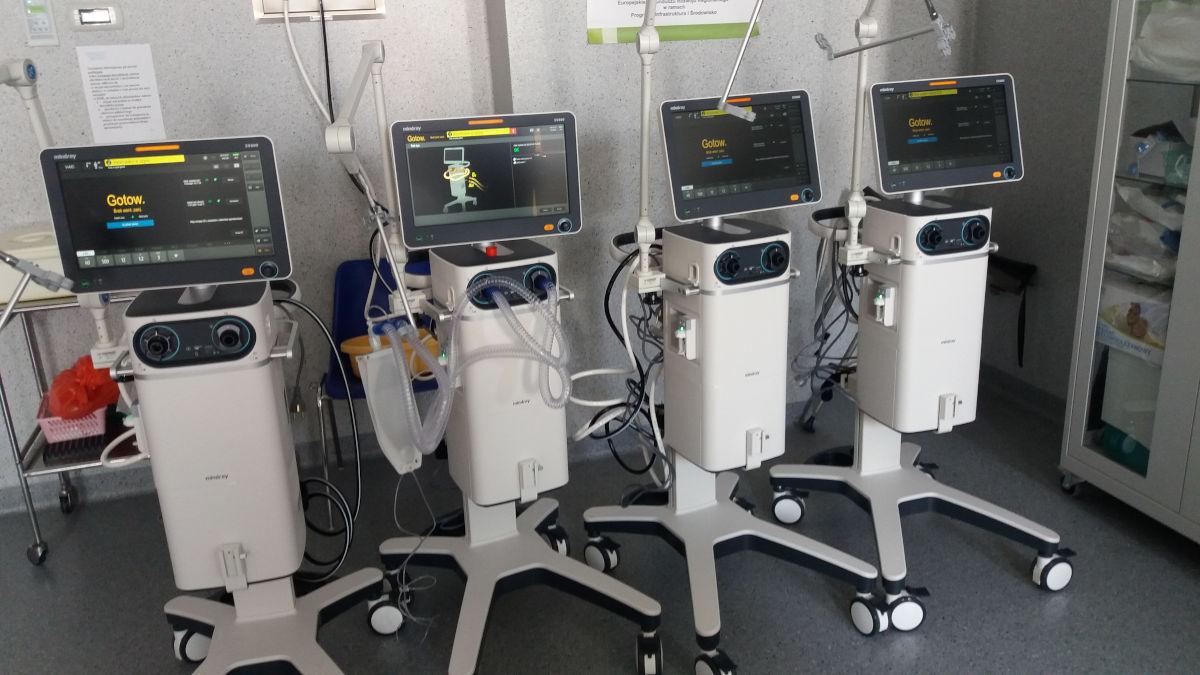 respiratory szpital września - Szpital Września