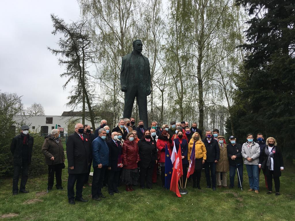 czołowo 1 maja spotkanie lewicy - Rafał Regulski