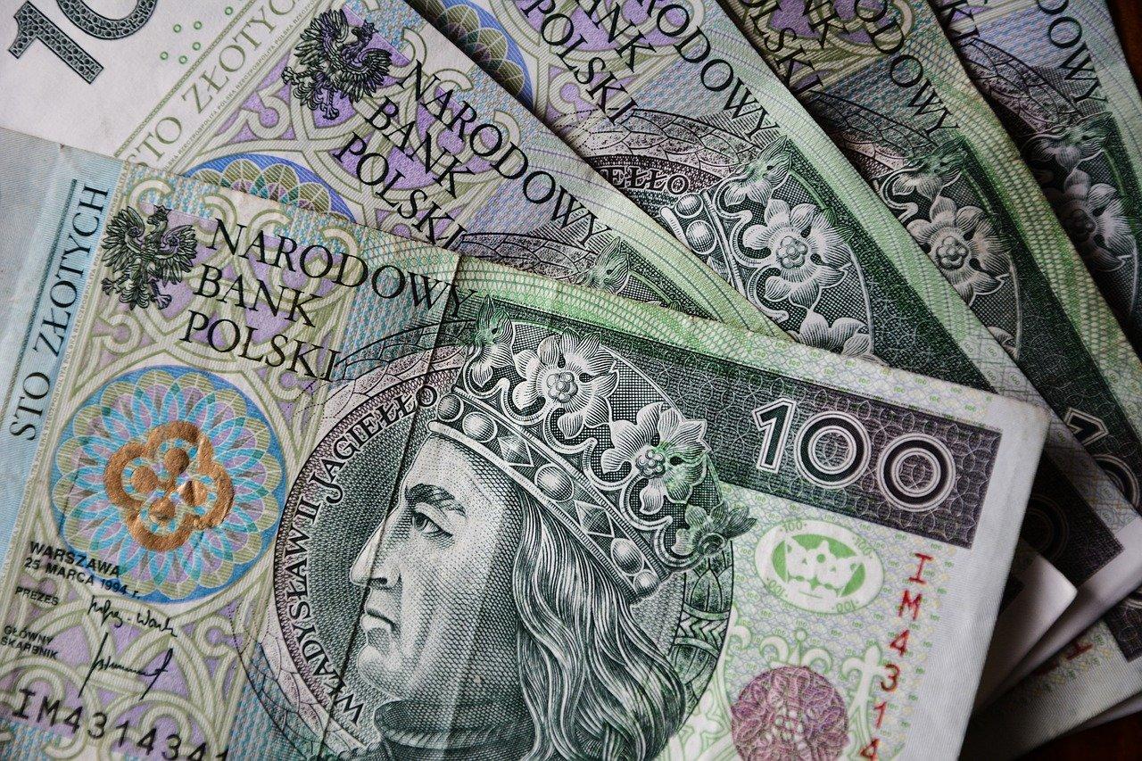 sto złotych pieniądze - Pixabay