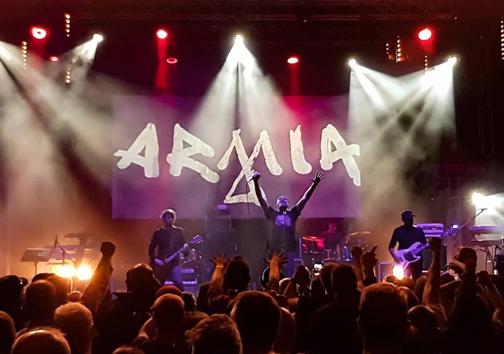 zespół armia jarocin festiwal - www.jarocinfestiwal.pl