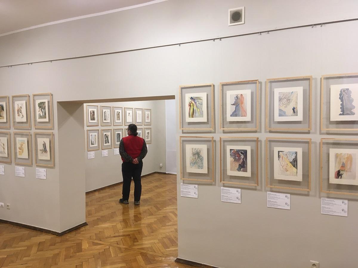 wystawa Salvador Dali - Rafał Regulski