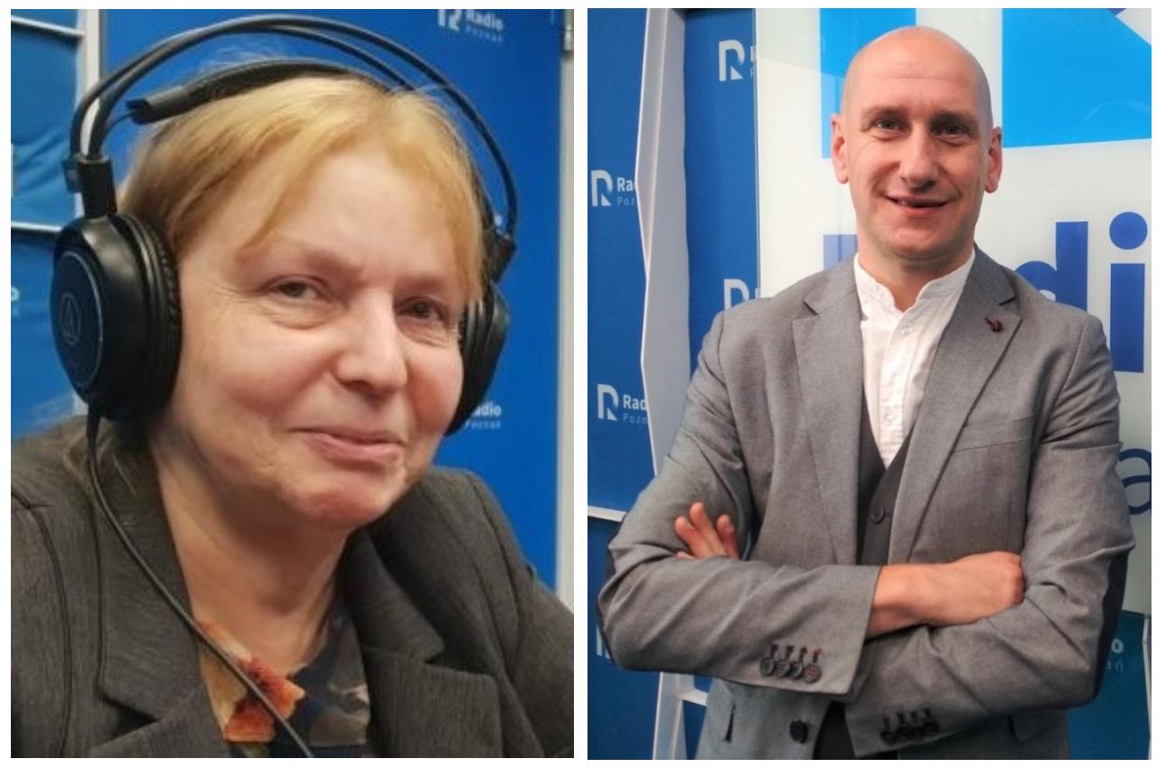 barbara miczko malcher i łukasz kaźmierczak - Radio Poznań