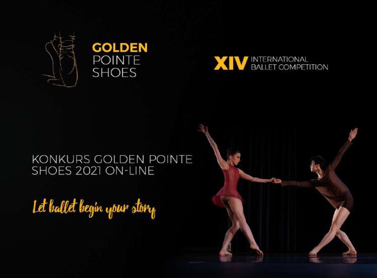 Golden Pointe Shoes 2021 - Organizator