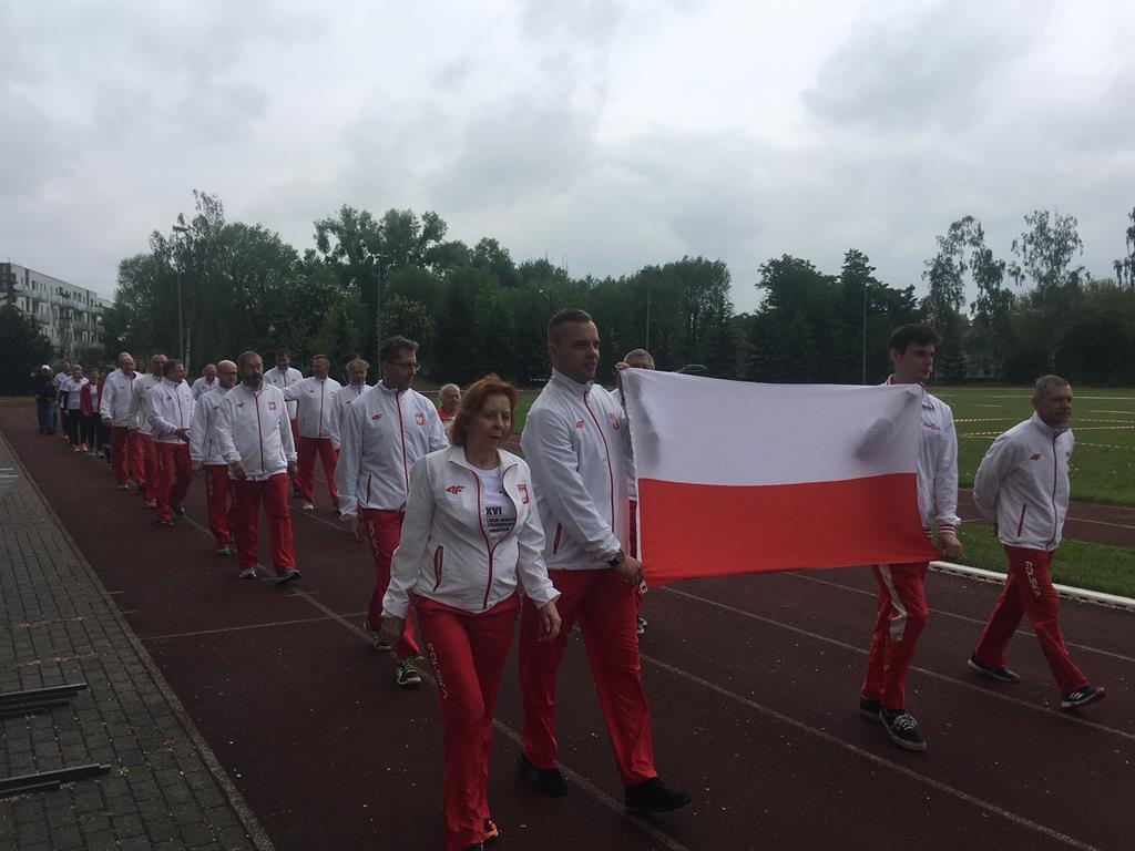 Ogólnopolskie Igrzyska dla Osób po Transplantacji i Dializowanych - Rafał Regulski