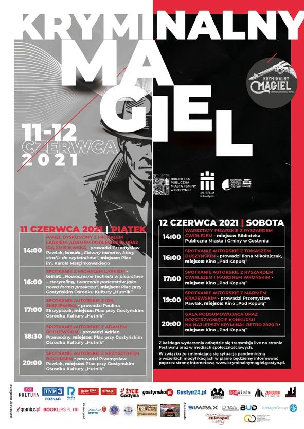 Kryminalny Magiel 2021 - Organizator