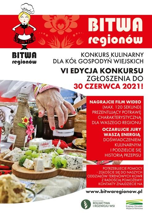 Bitwa Regionów 2021 - Organizator