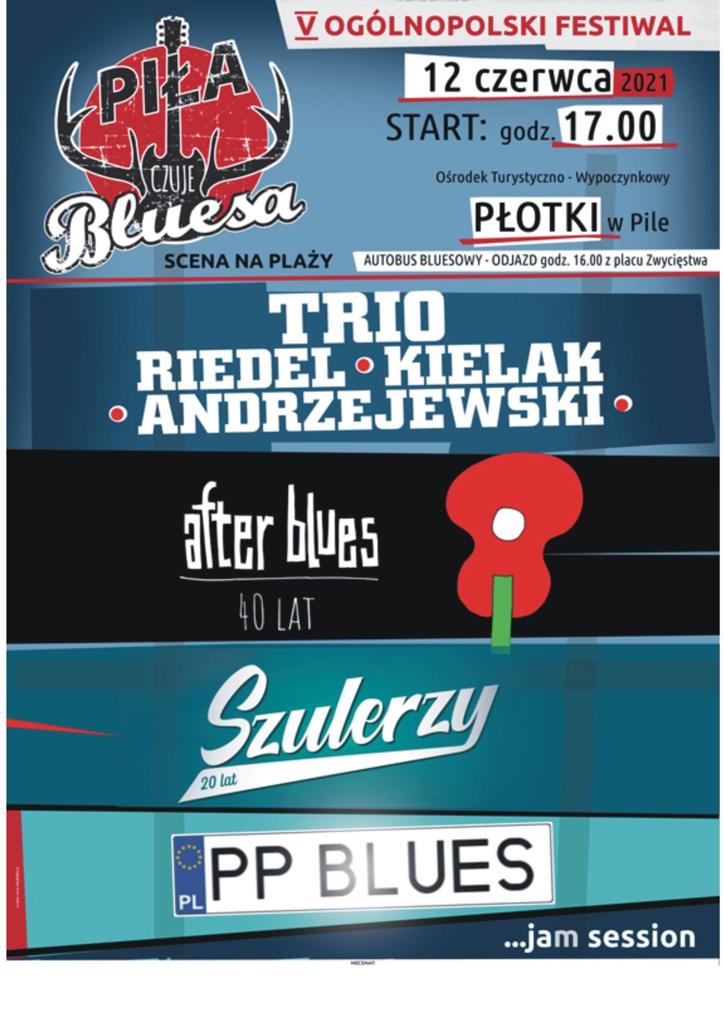 piła czuje bluesa - FB: Piła czuje bluesa