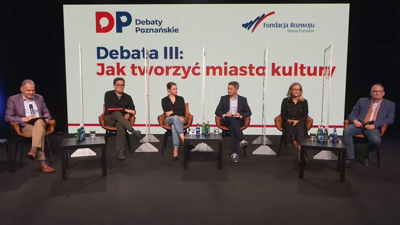 Fundacja Rozwoju Miasta Poznania debata - Fundacja Rozwoju Miasta Poznania