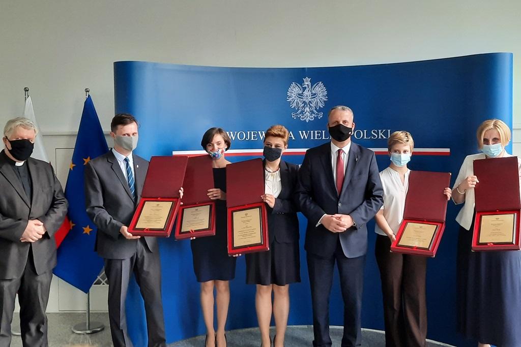 Wojewoda uhonorował najlepszych archiwistów z regionu - WUW