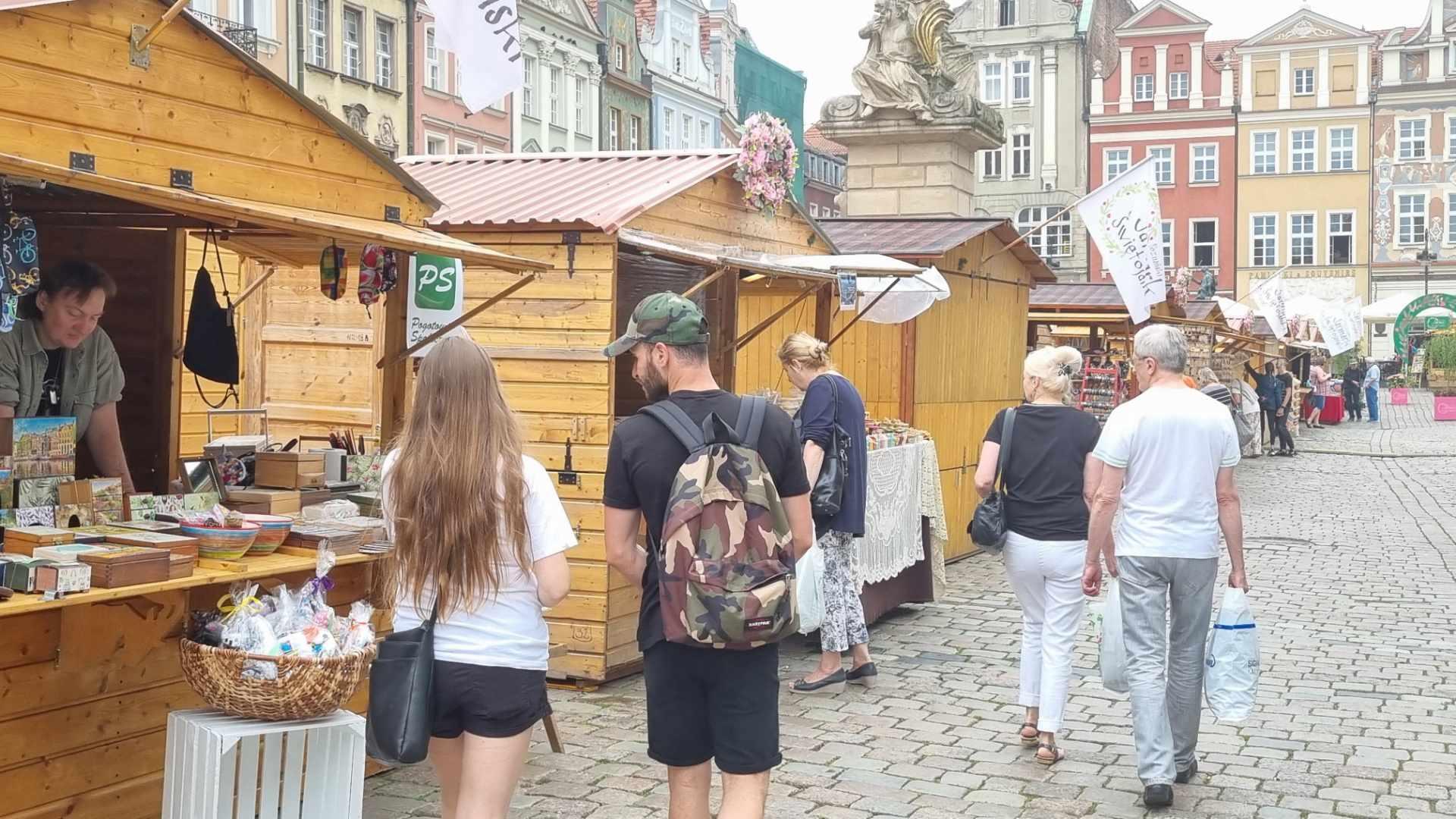 jarmark świętojański 2021 - Magdalena Konieczna - Radio Poznań